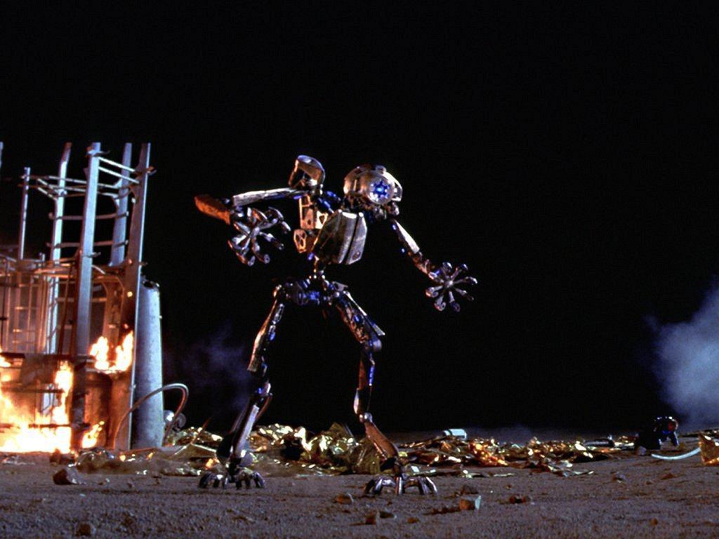 mission to mars movie robot - photo #2