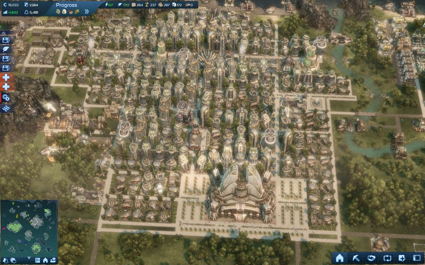 Thoughts: Anno 2070  | The Scientific Gamer