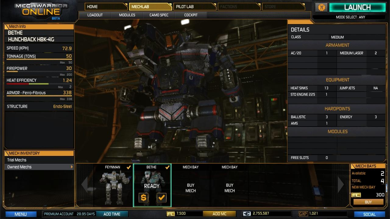 Thoughts: MechWarrior Online  | The Scientific Gamer