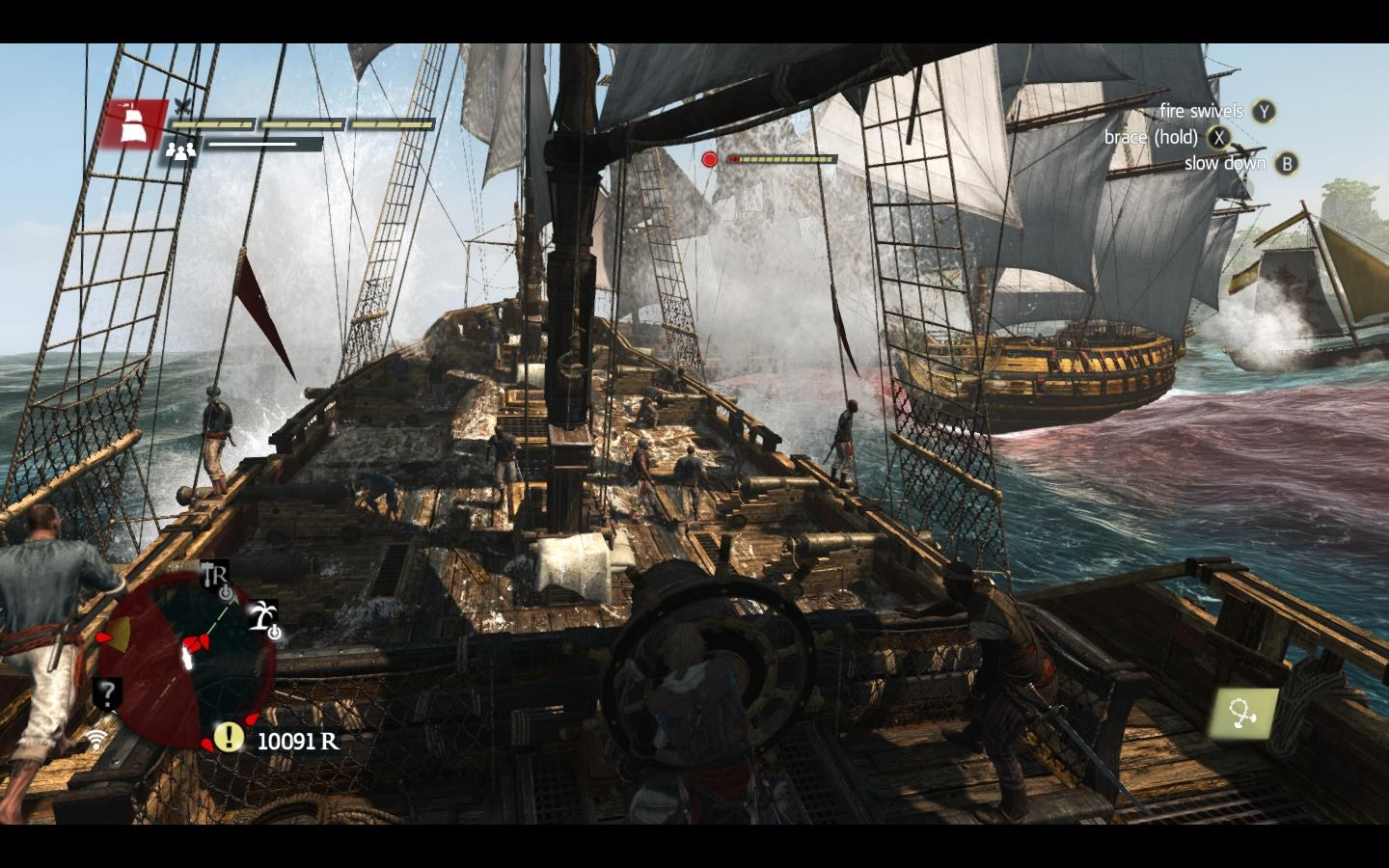 Thoughts assassins creed 4 black flag the scientific gamer ships voltagebd Gallery