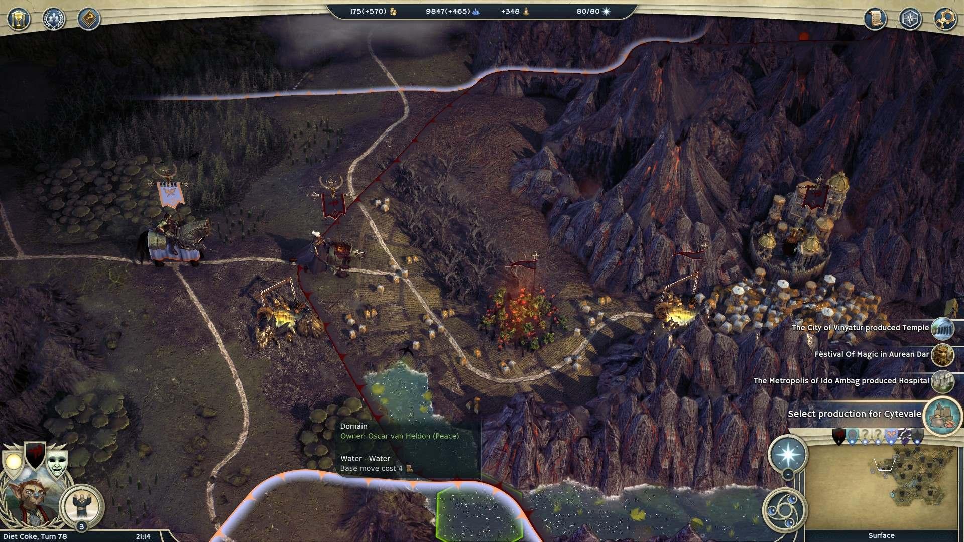 Age of Wonders III - PC - Torrents Games