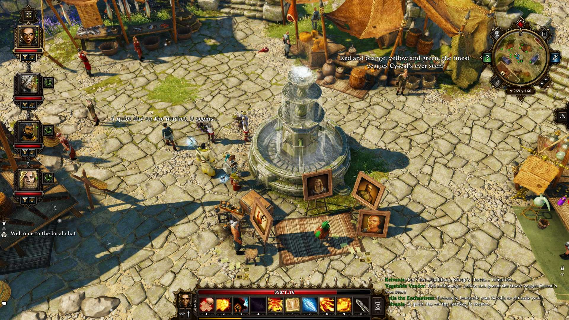 Thoughts: Divinity – Original Sin | The Scientific Gamer