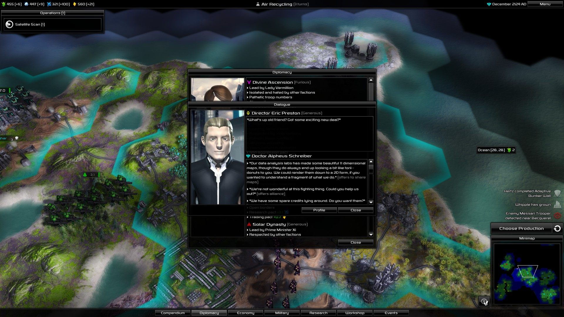 Thoughts: Pandora – First Contact | The Scientific Gamer