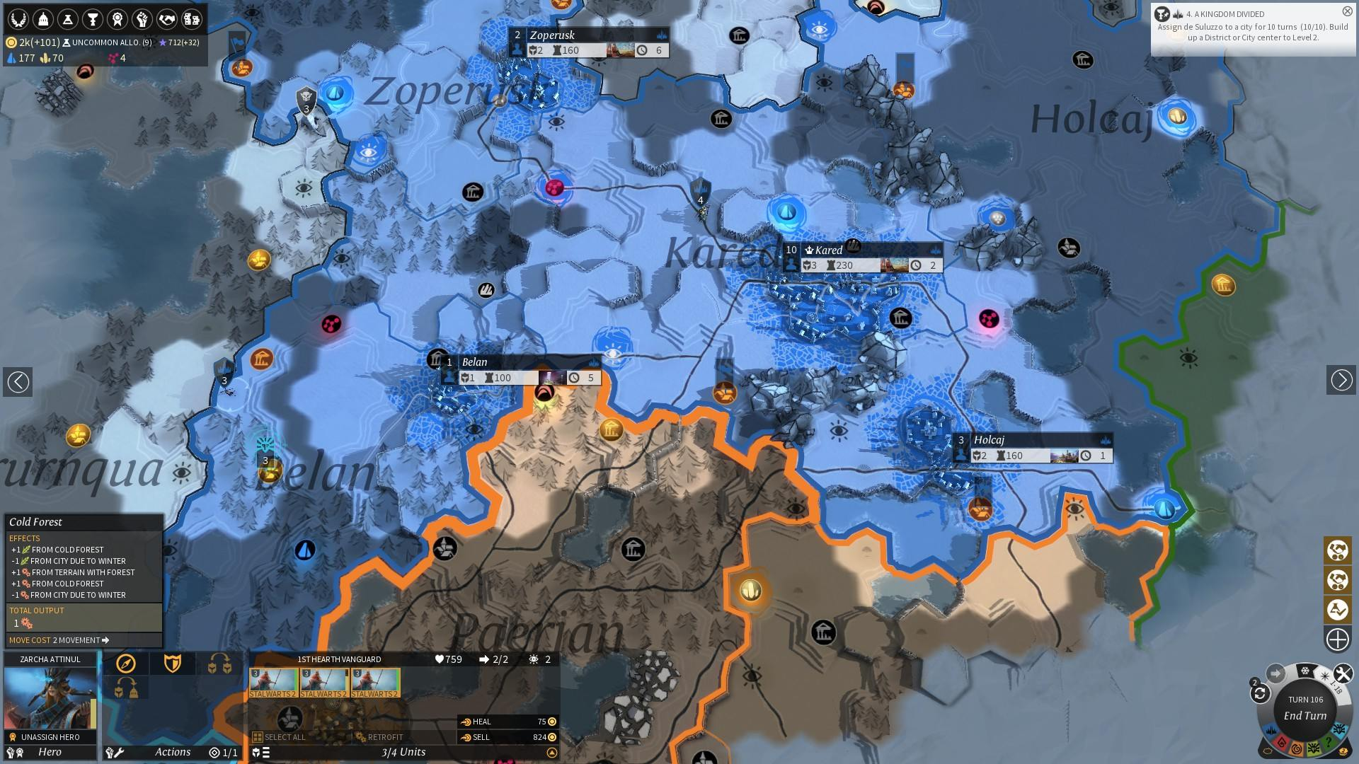 Thoughts: Endless Legend   The Scientific Gamer