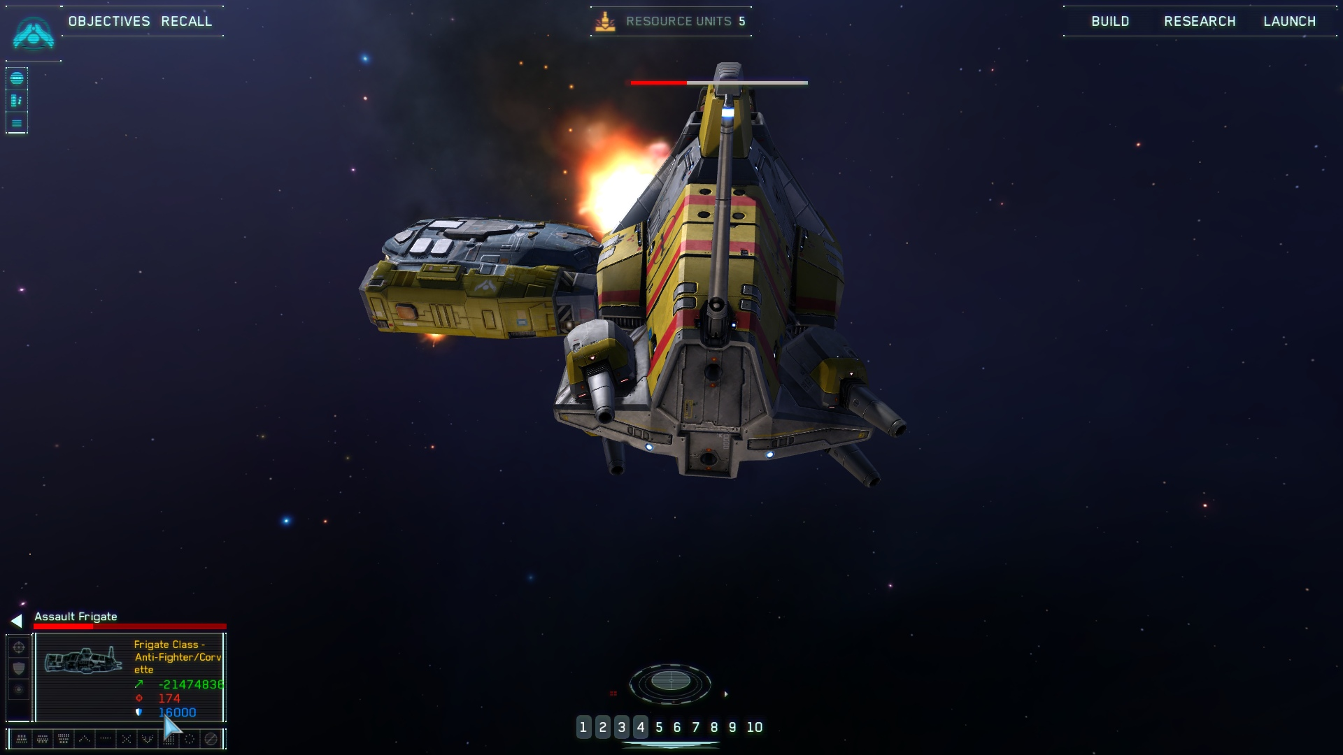 Thoughts: Homeworld Remastered | The Scientific Gamer