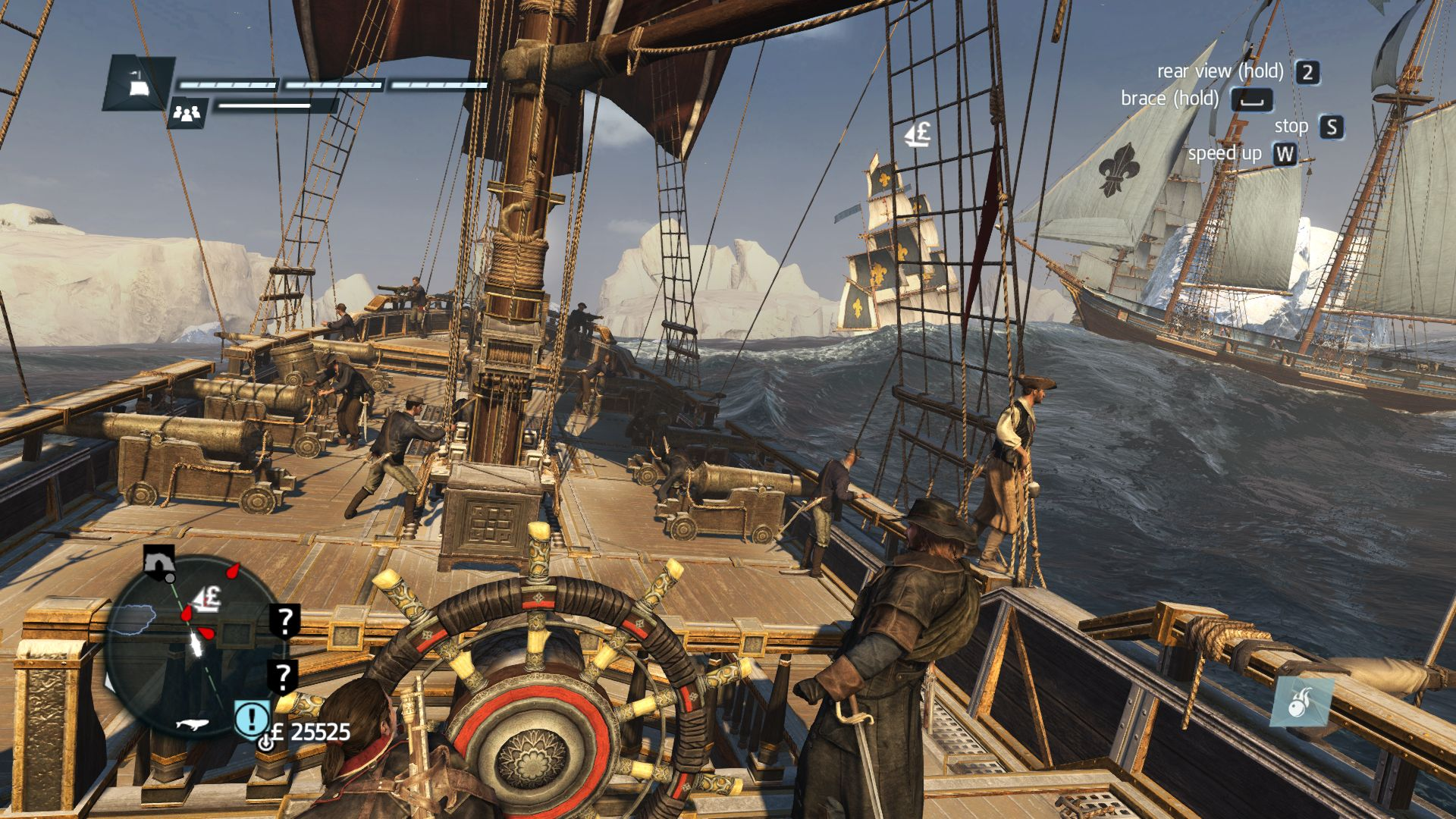 Thoughts: Assassin's Creed – Rogue   The Scientific Gamer