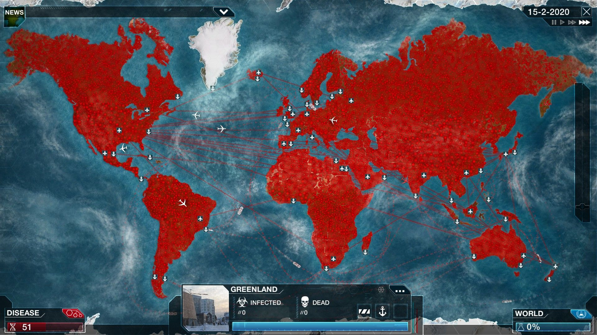 Image of: Thoughts Plague Inc Evolved The Scientific Gamer