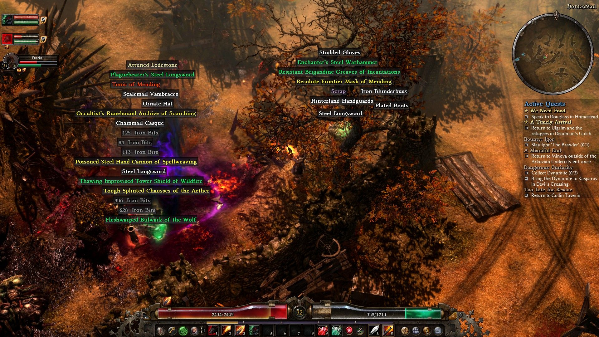 Thoughts Grim Dawn The Scientific Gamer