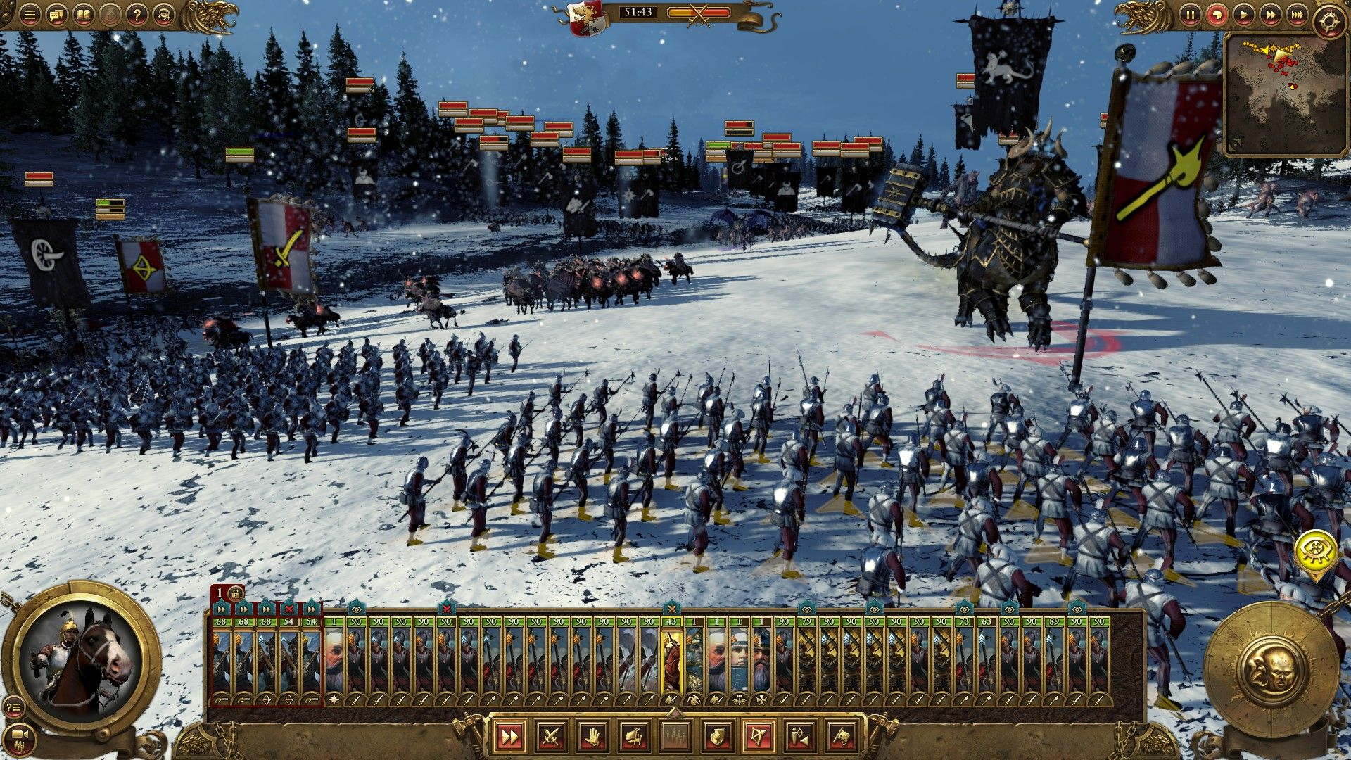 thoughts total war warhammer the scientific gamer