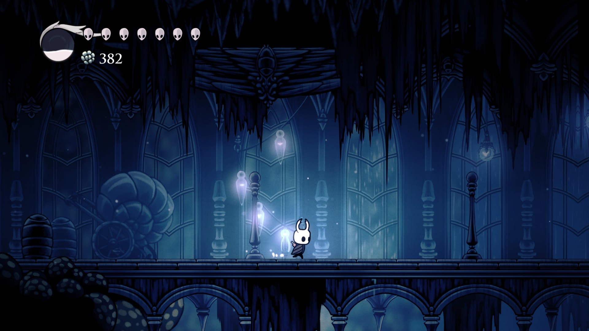 how to get ismas tear hollow knight