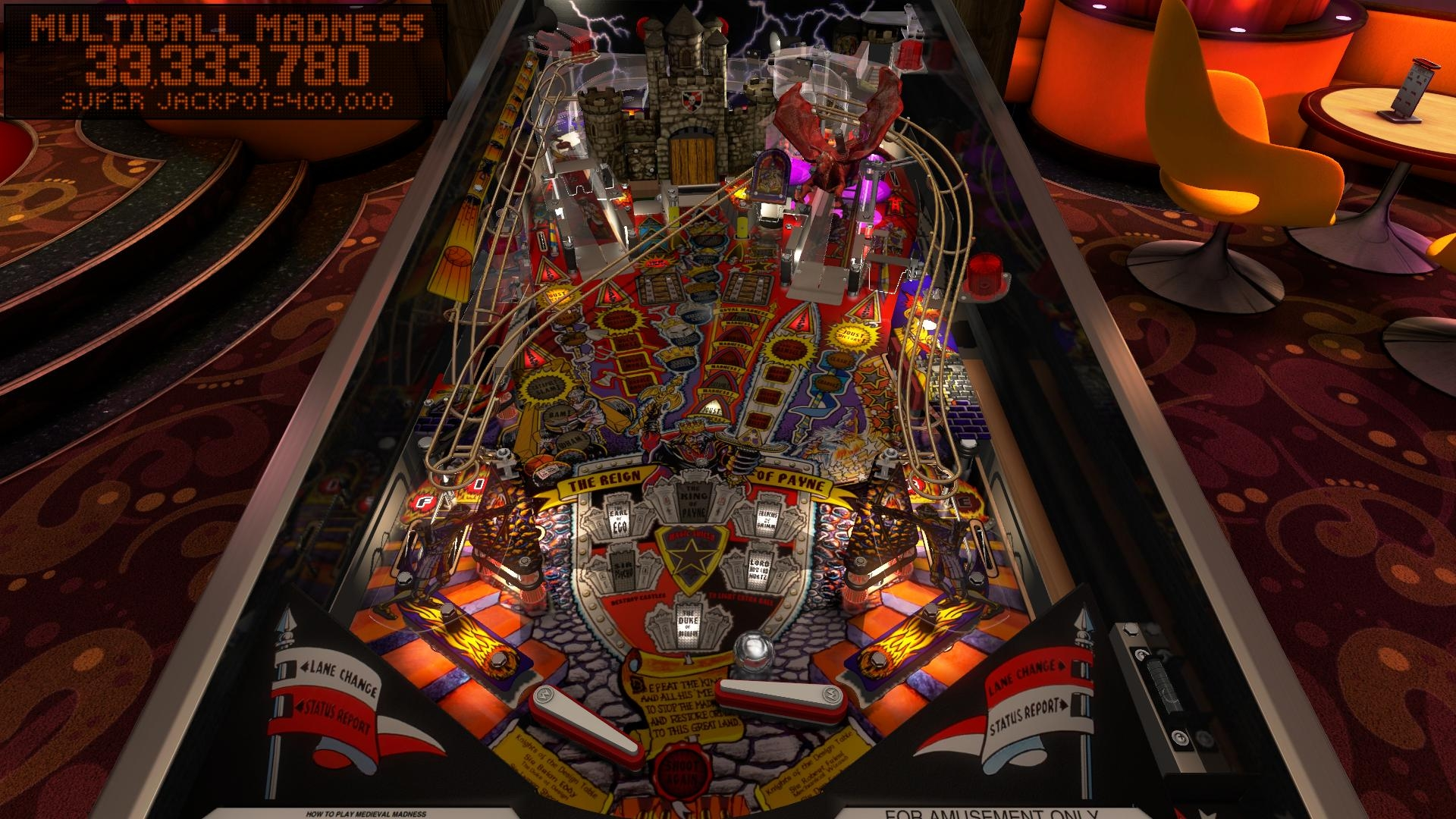 Thoughts: Pinball FX3 (Williams Table Pack) | The Scientific Gamer
