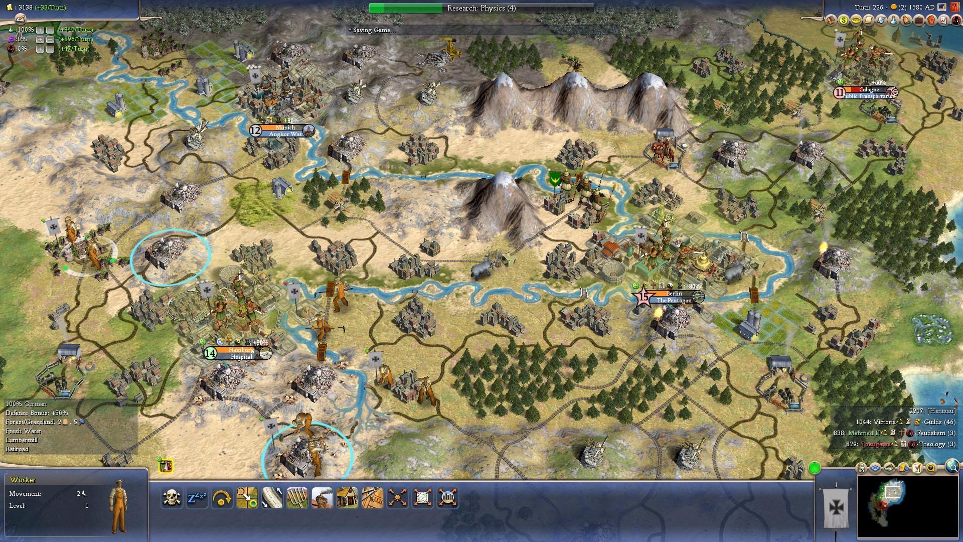 Civilization Through The Ages: Civilization 4 | The Scientific Gamer