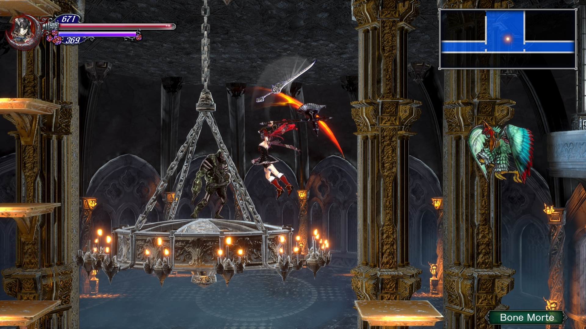 Thoughts: Bloodstained – Ritual Of The Night | The ... on